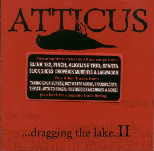 Atticus Dragging The Lake Volume 2 Atticus Dragging The Lake
