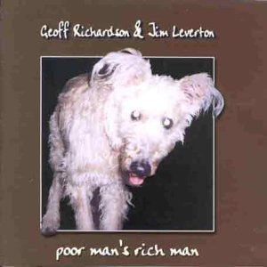 Geoff Richardson Poor Mand Rich Man Import Eu