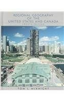 Tom L. Mcknight Regional Geography Of The United States And Canada 0004 Edition;revised