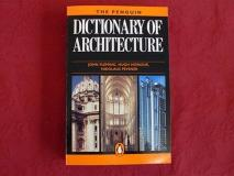 John Fleming Dictionary Of Architecture The Penguin Fourth Ed