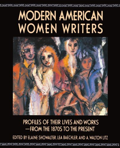 elaine-showalter-modern-american-women-writers