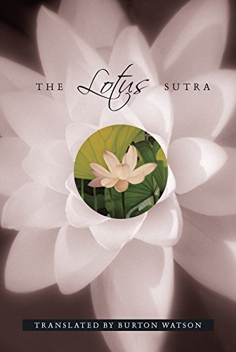 Burton Watson The Lotus Sutra Revised