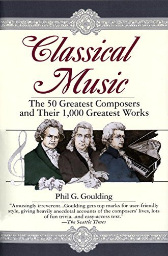 Phil G. Goulding Classical Music
