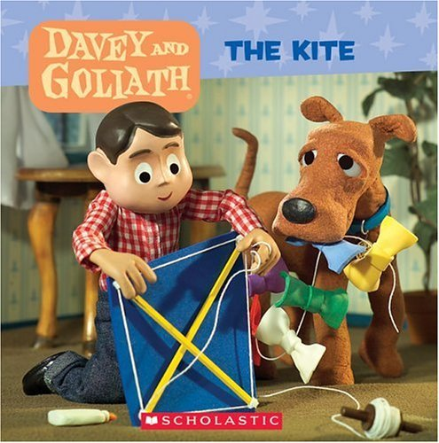 Sue Wright Davey & Goliath (pob Storybook #1) The Kite