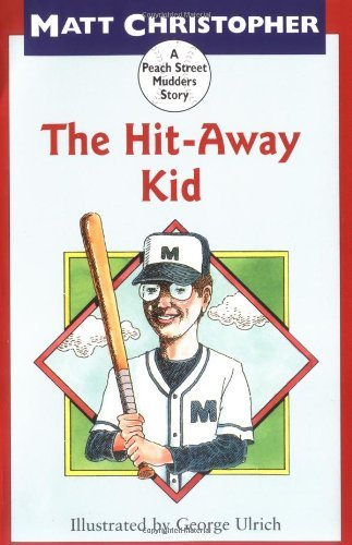 Matt Christopher The Hit Away Kid