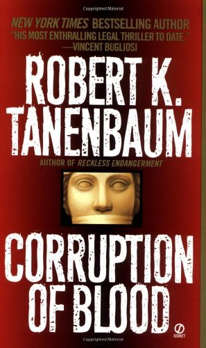 Robert K. Tanenbaum Corruption Of Blood