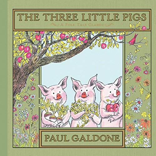 Paul Galdone The Three Little Pigs