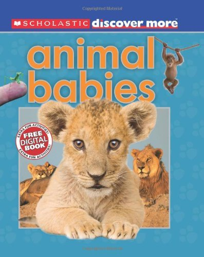 Andrea Pinnington Scholastic Discover More Animal Babies