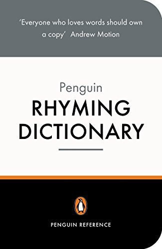 Rosalind Fergusson The Penguin Rhyming Dictionary