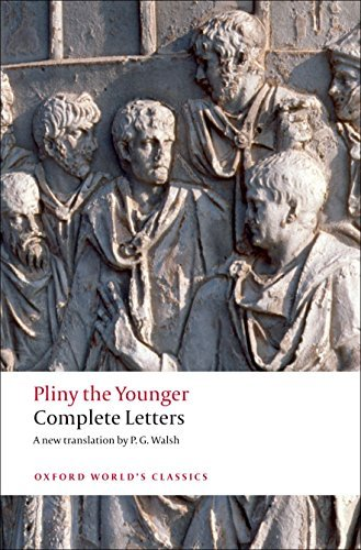Pliny The Younger Complete Letters