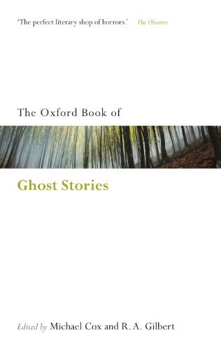Michael Cox The Oxford Book Of English Ghost Stories