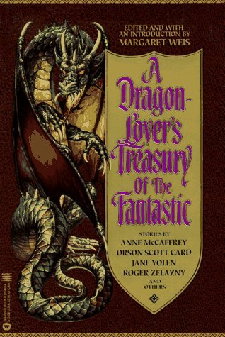 Margaret Weis A Dragon Lover's Treasury Of The Fantastic