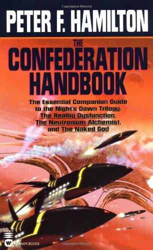 Peter F. Hamilton The Confederation Handbook