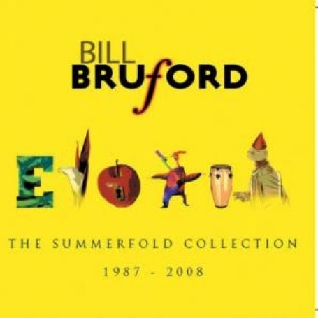 Bruford Summerfold Collection 1987 08 Import Gbr 2 CD