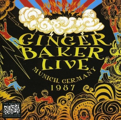 Ginger Baker Live In Munich 1987