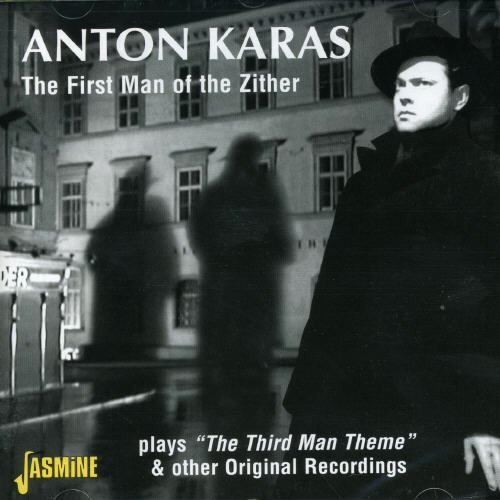Anton Karas First Man Of The Zither Plays Import Gbr