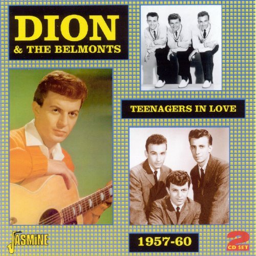 Dion & The Belmonts Teenagers In Love 1957 60 Import Gbr 2 CD
