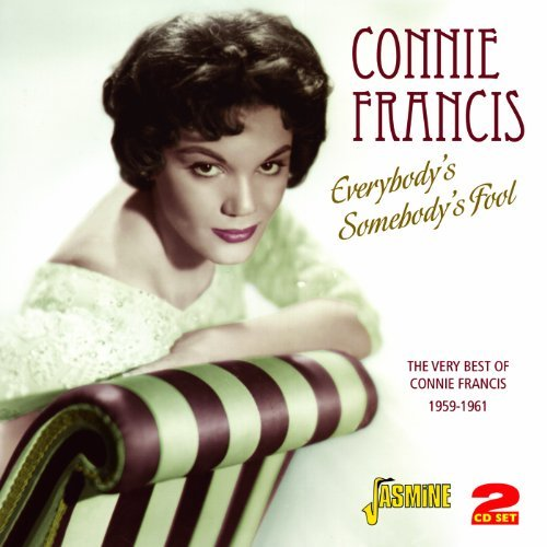 Connie Francis Everybody's Somebody's Fool Import Gbr 2 CD