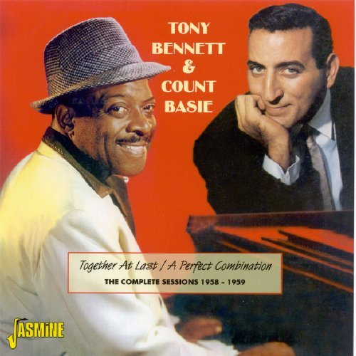 Tony & Count Basie Bennett Together At Last Import Gbr