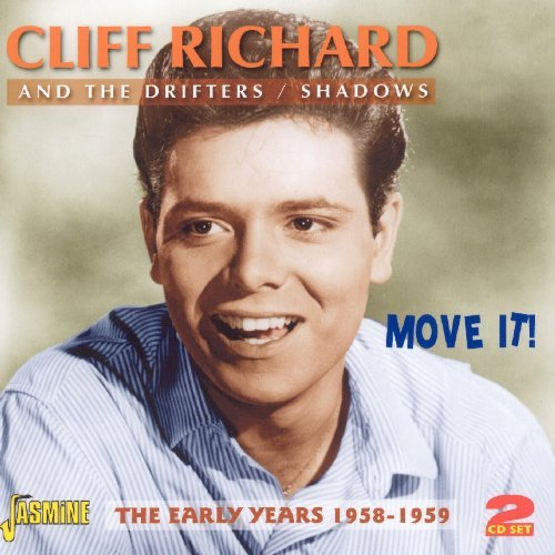 Cliff Richard Move It! The Early Years 1958 Import Gbr 2 CD