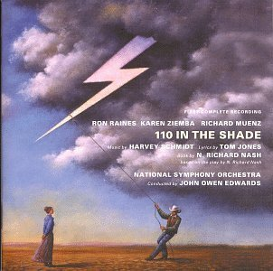 Cast Recording 110 In The Shade 2 CD