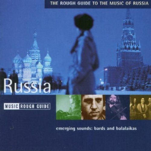 Rough Guide Rough Guide To The Music Of Ru Rough Guide