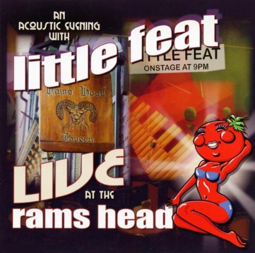 Little Feat Live At The Rams Head