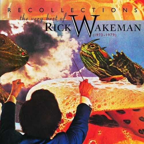Rick Wakeman 1973 79 Recollections The Ver