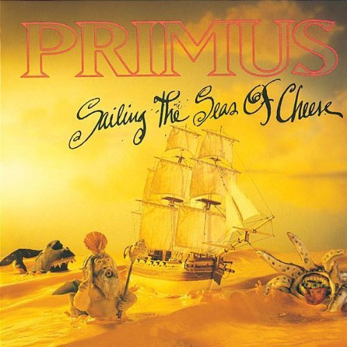 Primus/Sailing The Seas Of Cheese
