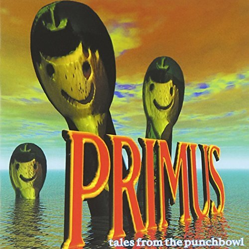 Primus Tales From The Punchbowl