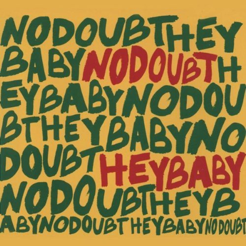 No Doubt Hey Baby Import Aus Enhanced CD