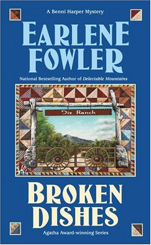 Earlene Fowler Broken Dishes