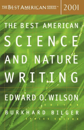 Edward Osborne Wilson The Best American Science And Nature Writing