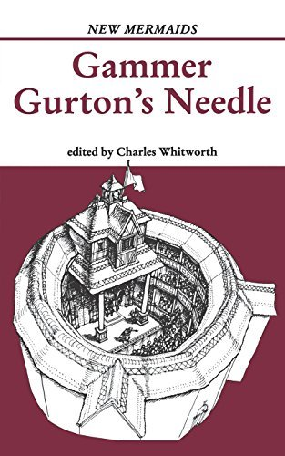 Charles Whitworth Gammer Gurton's Needle 0002 Edition;