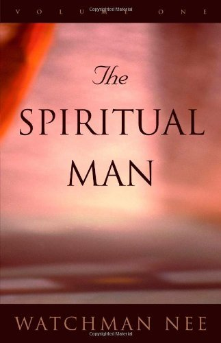 Watchman Nee The Spiritual Man 3v Set