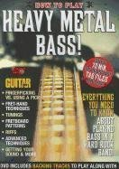 Alfred Publishing Guitar World How To Play Heavy Metal Bass! DVD