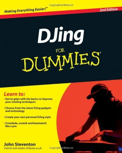 John Steventon Djing For Dummies 0002 Edition;