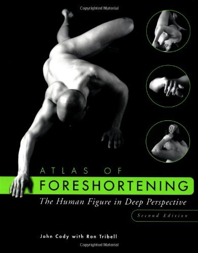 John Cody Atlas Of Foreshortening The Human Figure In Deep Perspective 0002 Edition;
