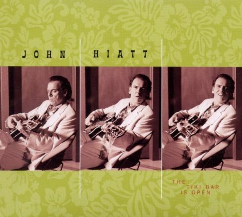 John Hiatt Tiki Bar Is Open Digipak
