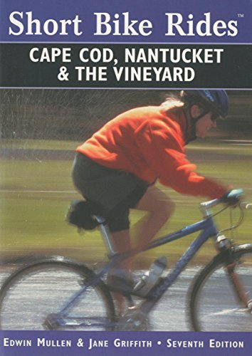 Edwin Mullen Short Bike Rides(r) On Cape Cod Nantucket & The V
