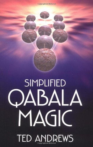 Ted Andrews Simplified Qabala Magic 0002 Edition;revised