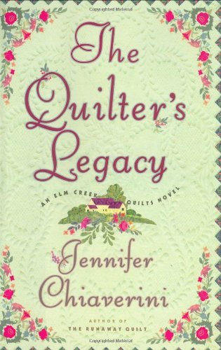 Jennifer Chiaverini Quilter's Legacy The