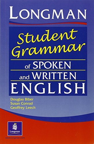 Douglas Biber L Std Gram Spoken & Written Eng Ppr Revised