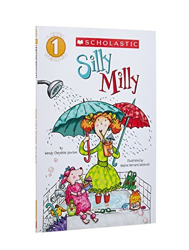 Wendy Cheyette Lewison Scholastic Reader Level 1 Silly Milly