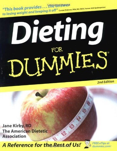 Jane Kirby Dieting For Dummies 0002 Edition;