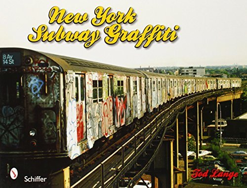 Tod Lange New York Subway Graffiti