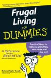 Deborah Taylor Hough Frugal Living For Dummies
