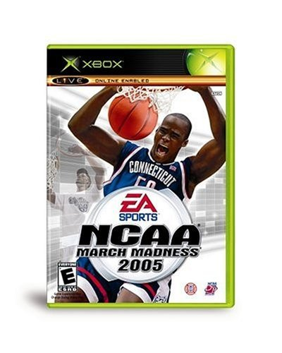 Xbox Ncaa March Madness 2005