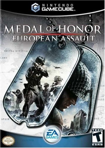 Cube Medal Of Honor European Assault