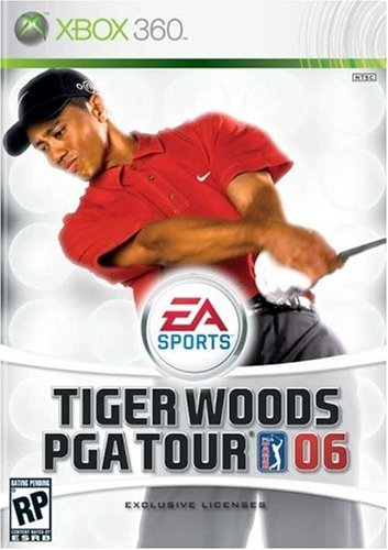 Xbox 360 Tiger Woods Pga Tour 2006